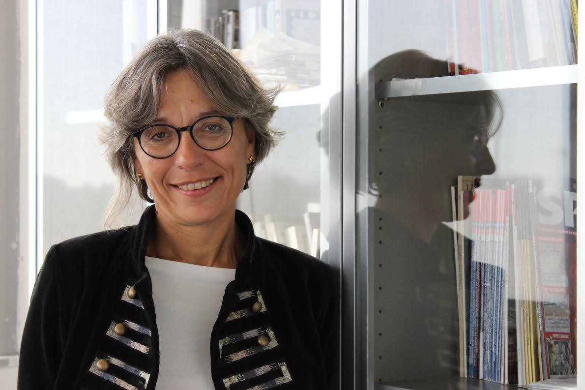 La scrittrice Nicoletta Vallorani, è la prima testimonial di Donne d'Autore.