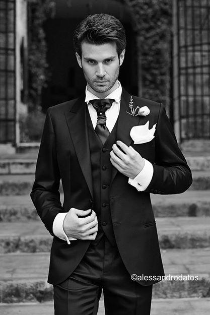 Il giovane Marco Crepaldi e la sua esperienza di modello.