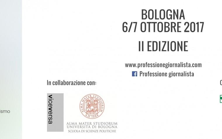 Federica Ferretti e la sfida della docenza al Festival Professione Giornalista